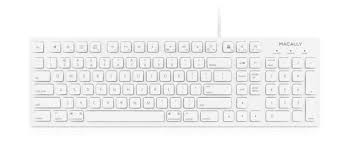apple usb keyboard. this keyboard could be the right one for you since it is an inexpensive substitute apple keyboards. comes with mac os x features and shortcut keys usb