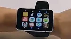 JingTider <b>S999</b> Smartwatch <b>Android</b> 9.0 4GB+64GB 2300mAh ...
