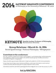 the philosophers cocoon cfps gateway graduate conference cfp