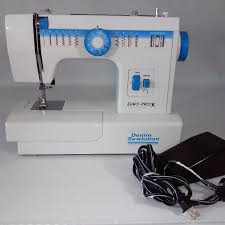 Euro Pro Denim Sewlution Sewing Machine