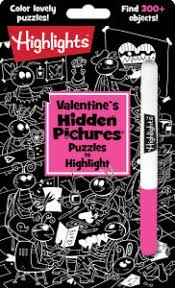 It might have helped if the object we were supposed to find actually looked like what we were supposed to find. Easter Hidden Pictures Puzzles To Highlight By Highlights Paperback Barnes Noble