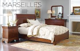 Marseille Bedroom Furniture Nichols Stone