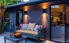 outdoor terrace lighting. Image Credit Cool Outdoor Light Fixtures Terrace Lighting