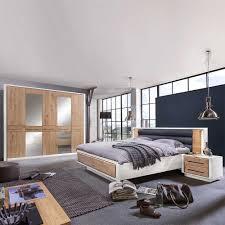 Schlafzimmer Komplettset Suprima In Weiß Pharao24de