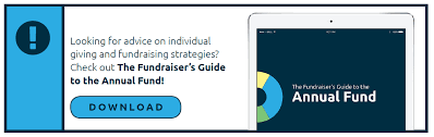 Gift Range Chart For Annual Fund Major Gifts The Fundraisers Ultimate Guide Neoncrm