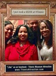 """Dr. Marsha McGill on Twitter: """"The Titanic museum tour was ..."""