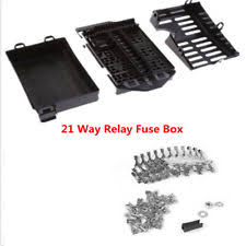 fuse relay box parts accessories auto car fuse relay holder box relay socket 21 way relay the nacelle insurance
