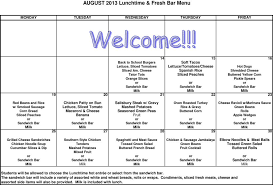 Free Day Care Free Daycare Menus To Print 8 Best Images Of Printable