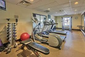fitness exercise room hilton garden inn gallup
