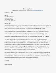 Social Media Resumes Social Media Manager Resume And Cover Letter Examples