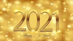 Happy New Year 2021 Full Screen ...