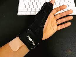 親指 腱鞘炎 サポーター