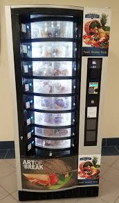 A Company Operates Vending Machines In Four Schools Classy Vending Machines Help Boost High School's Breakfast Sales 48% Food