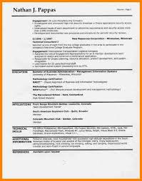 9+ headings for resumes formatting letter - headers for resumes .