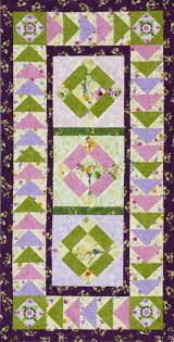 Fresh Spring Quilts | AllPeopleQuilt.com & Avian Table Topper Adamdwight.com