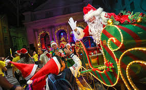 Christmas Event Christmas Events In Singapore 2018 Thatll Get You Into The