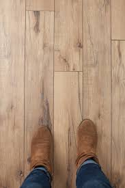 bungalow barn update swiftlock laminate wood flooring the lettered cote