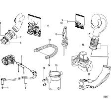 Mercruiser trim pump hose diagram wiring diagrams schematics