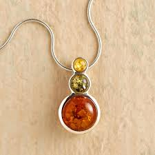 tricolor baltic amber necklace ancient magic