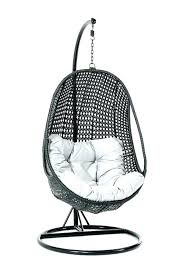 outdoor hanging chair egg furniture pod nz