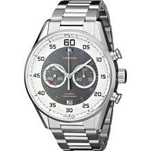 tag heuer online store the best prices online in iprice tag heuer men s car2b11 ba0799 analog display automatic self wind silver tone watch