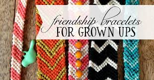 Friendship Bracelet Patterns Interesting Friendship Bracelets For Adults DIY Tutorial Good And Simple