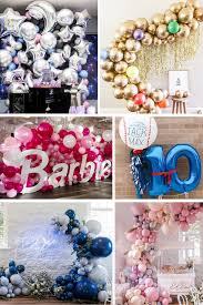 Simple balloon decoration at home for kids birthday party pune. 30 Balloon Decoration Ideas That Will Inspire Your Next Party