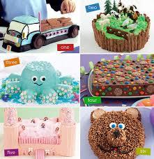 12 Fun Kids Cakes To Make Photo Easy Birthday Cake Ideas For Kids