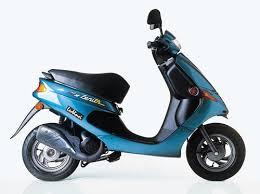 peugeot scootere og knallerter med 50 cm³ og elektrisk motor Zenith Remote Codes billede generelt model, peugeot zenith