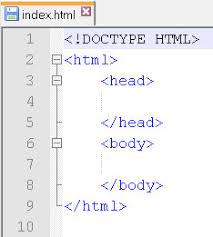 HTML-einfache Seite