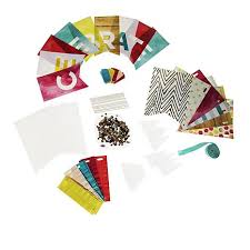 Celebrate Banner We R Memory Keepers Fuseable Celebrate Banner Kit