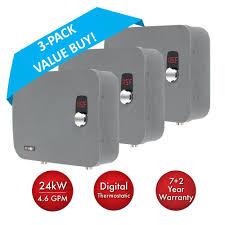 Baugewerbe Business & Industrie <b>ATMOR</b> Tankless Water Heater ...