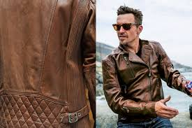 inspired by the design of the iconic perfecto leather jacket the rsd clash features a double ted lancer style asymmetrical zipper along with