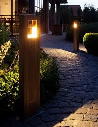 Residential Lighting Bollards  Lightingxcyyxhcom - Exterior bollard lighting
