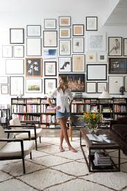 THE ART OF HANGING ART – GREY & SCOUT