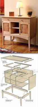 diy mdf furniture. Diy Mdf Furniture. Build Sideboard - Furniture Plans And Projects H T
