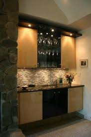 office wet bar. Handsome Home Wet Bar Designs Image Gallery In Kitchen Contemporary Design  Ideas With Backsplash Bar Ideas Barware Black Cabinets Crystal Office Wet