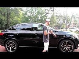 I finally met one of my neighbors the other day. 2017 Mercedes Gle 43 Coupe Amg Review Youtube
