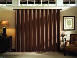 ds over blinds sliding glass door curtains bamboo with or both