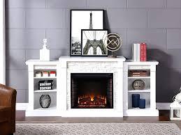 white electric fireplace white electric fireplace entertainment center southern enterprises modern white electric fireplace tv stand
