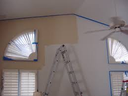 painting high ceilings. Plain Ceilings Painting The Famiy Room Inside Painting High Ceilings S