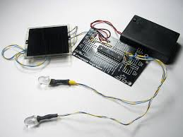 simple solar circuits evil mad scientist laboratories solarcircuits 09