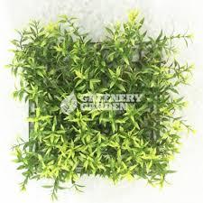 Artificial Grass Mat for Hotel Wall Decor Greenery Garden
