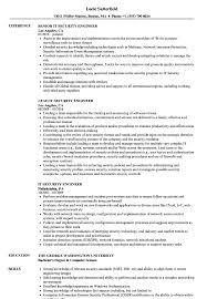 It Security Engineer Resumes Velvet Jobs System Job Description