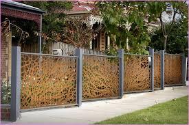 metal fence design. Fence Panels Decorative Metal Gates Home Design Ideas E