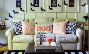 How To Decorate A Living Room For Halloween