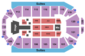 First Bank Center Seating Chart 76 Always Up To Date Broomfield Event Center Seating Chart