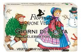 Купить <b>натуральное мыло Merry Christmas</b> Giorni Di Fiesta ...