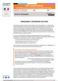 Tu veux connaître des exemples de sujets, de questions du grand oral du bac ? Stmg Economie Gestion Academie De Nice