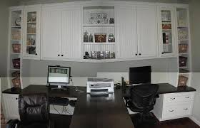 custom built office furniture. Modren Furniture Remodelaholic Beautiful Custom Built In Home Office Within Desks Fine 18 Intended Furniture